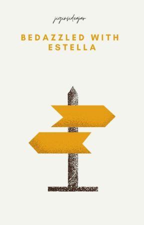 Bedazzled with Estella by jiginsideajar