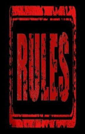 Mega Nerd's Book of Rules by LegendaryMegaNerd