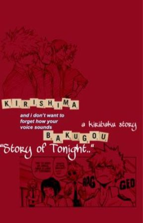 """Story of Tonight.."" A KIRIBAKU STORY by LamsGaming"