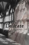 Delicate | James Potter cover
