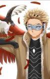 Broken Quirk / Hawks x male reader cover