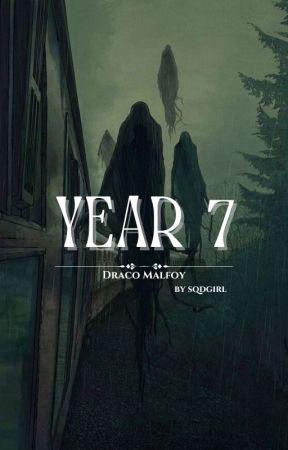 Y E A R   7  |  Draco Malfoy by sqdgirl