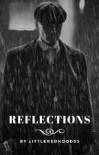 Reflections- Tommy Shelby  by Littleredhood93