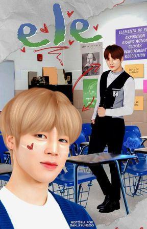 Ele • Jjk + Pjm • by Dan_Kyunsoo