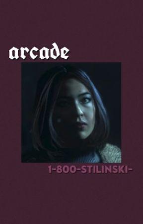 𝐀𝐑𝐂𝐀𝐃𝐄 by 1-800-STILINSKI-