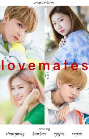 lovemates by peisinoehina