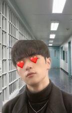 Woojin x Jail by daniels-apple-juice