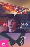 Before you go (Evan Peters) TERMINADA cover