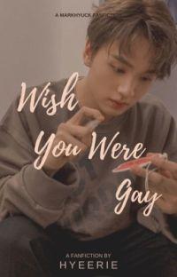 [HIATUS] wish you were gay | markhyuck cover