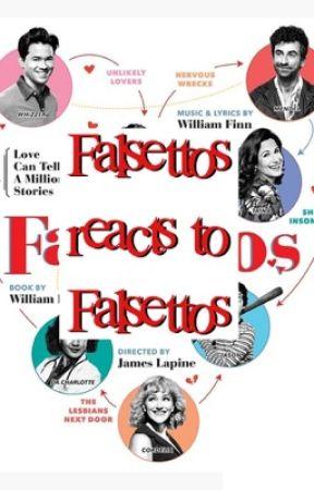 Falsettos reacts to Falsettos by thatagenderkid