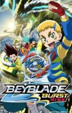 Beyblade Burst Rise OC by DragonTamer38