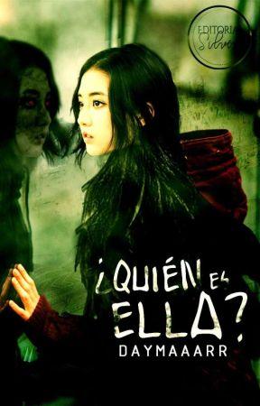 ¿Quién Es Ella?  by blondiesama
