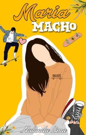 MARIA MACHO by nalandalima39