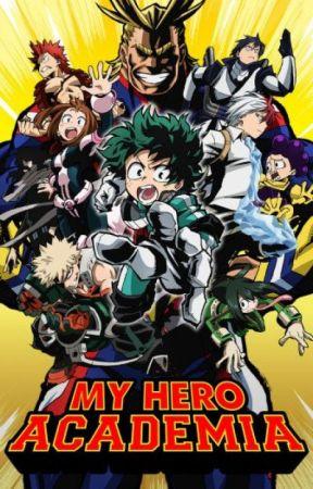 My Hero Academia Oneshots by Scarlet_V_Angel