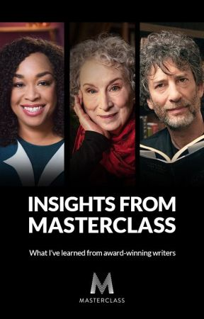 INSIGHTS FROM MASTERCLASS #SPONSORED by SarahLWhite