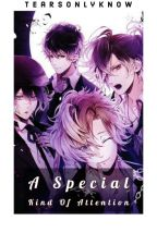 A Special Kind Of Attention(Diabolik Lovers)  by Tearsonlyknow
