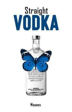 Straight Vodka - Volkacio by Maaaex