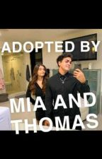 Adopted by Thomas and mia by Annasworld_6