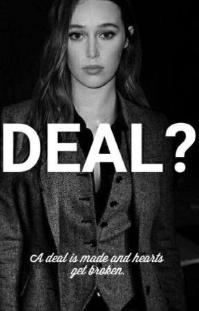 Deal? || Clexa AU by You_Cant_Stop_Clexa