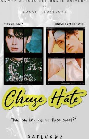 Cheese Hate • BW by raelhowz
