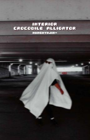 Interior Crocodile Alligator ; jenchulichaeng shortfic ✓  by ElliotTheKitten