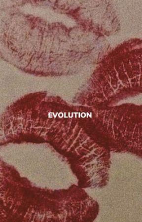 evolution by alghvl