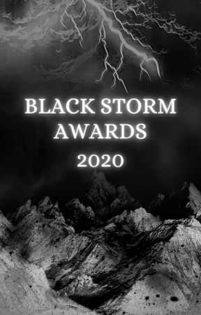BLACK STORM AWARDS 2020 by EditorialBlack0