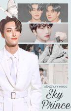 Sky Prince || ATEEZ by ateezzzzhunnieee