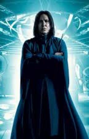 Professor Severus Snape X Kind and Unique Reader by The_Radio_Fox_Demon