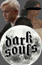 DARK SOULS ☽ 𝚍𝚛𝚊𝚌𝚘 𝚖𝚊𝚕𝚏𝚘𝚢 by aurora_337