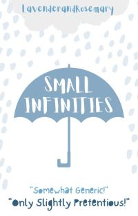 Small Infinities // Poetry cover