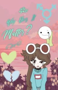 Why does it matter? cover