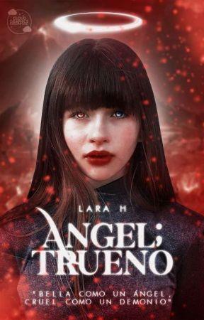 Angel; Trueno by LaraHLZ
