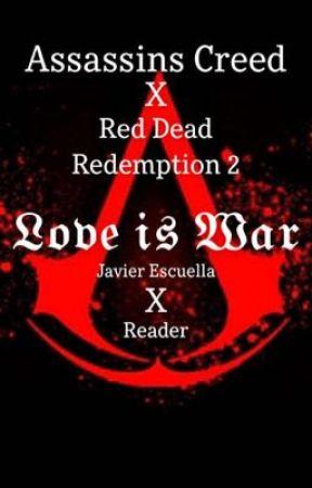 𝔏𝔬𝔳𝔢 𝔦𝔰 𝔚𝔞𝔯 | Javier Escuella x Reader | by HOE_ALERT