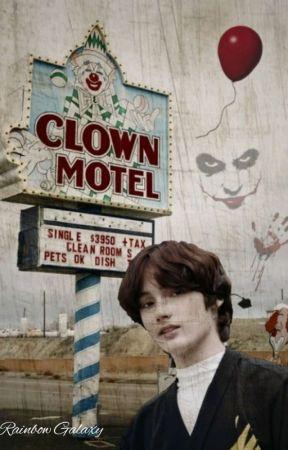 El motel de los payasos by RainbowGalaxy27