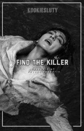 Find The Killer [ PS 2 ] by kookiesluty