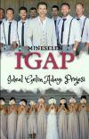 İGAP    İdeal Gelin Adayı Projesi (KİTAP OLDU) cover