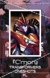 C'mon!    Transformers Oneshots    PL    Zamówienia Wstrzymane cover