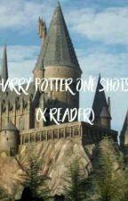 Harry Potter Oneshots (x Reader) by legit_ari11