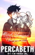 Mortals, Demigods, and gods meeting percabeth [completed] by The-pjo-writer-girl