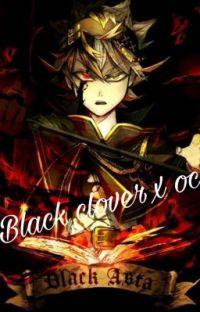 Black clover x oc  cover