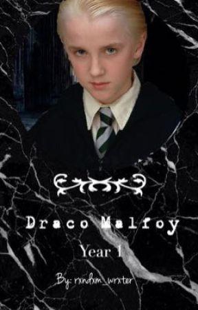 ~Draco Malfoy~ Year 1 by rxndxm_wrxter