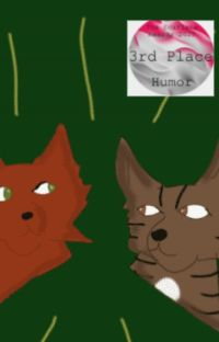 The Squirrelflight and Leafpool Show cover