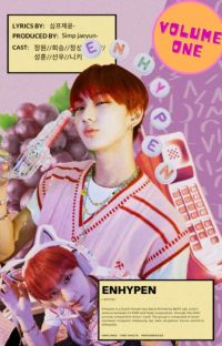 𝑬𝑵𝑯𝒀𝑷𝑬𝑵 | ɪᴍᴀɢɪɴᴇꜱ ᴀɴᴅ ᴏɴᴇ-ꜱʜᴏᴛꜱ cover