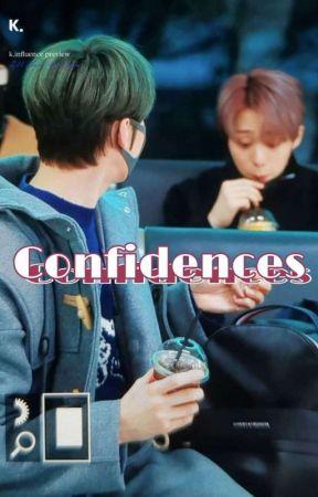 « Confidences » - Hwanhee ✔ by laminidu39