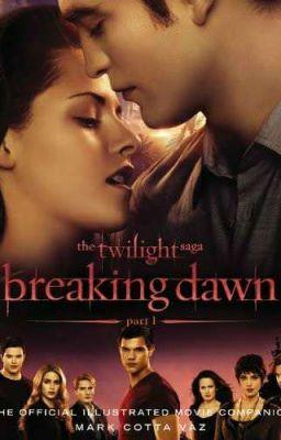 Amanhecer   p.o.v. Edward Cullen