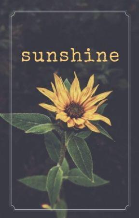 Sunshine- S. Black by itsy_bitsy_spidey