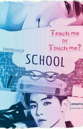 Teach me or touch me¿? | Jihao | 18+ by candance12