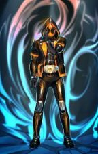 Kamen rider Ghost X Dc Universe: A ghost of justice  by JustyTurner