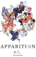 Apparition (Vento Aureo x Reader) by PlentyOfSprinkles